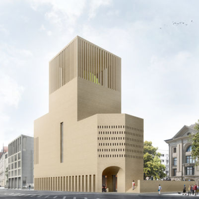 House of One a Berlino