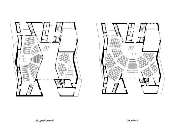 Chiesa di Maria Maddalena a Friburgo (Kister Scheithauer Gross architects, 2004)