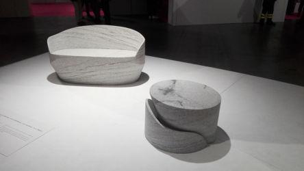 Le sedute Duo di Raffaello Galiotto