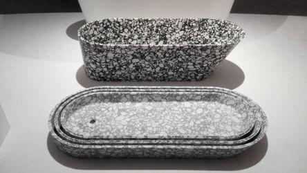 La collezione da bagno Easy di Raffaello Galiotto