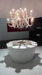 Il lampadario Rezzonico di Raffaello Galiotto