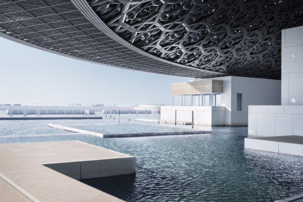 Louvre Abu Dhabi, progetto di Jean Nouvel (@MohamedBinZayedon)