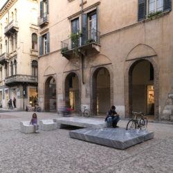 Marmomac & the City 2012, Portoni Borsari, MITO di M.Cazzani con Franchi Umberto Marmi