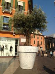 Marmomac & the City 2013, Via Mazzini, Big Mac di L.Bocchietto con Franchi Umberto Marmi