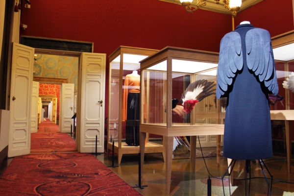 Mostra Museo della Moda e del Costume