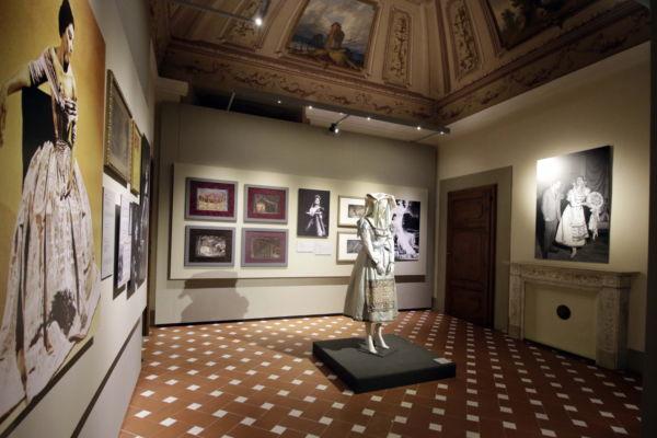 Sala Museo (PRESSPHOTO Foto Moggi/New Press Photo)