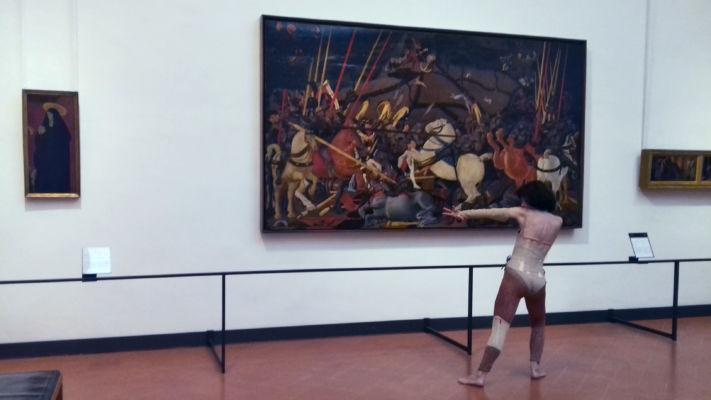 Spettacoli Uffizilive, Galleria degli Uffizi