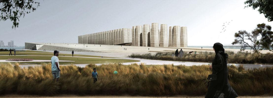 Art Mill Gallery a Doha, progetto dello Studio Elemental di Alejandro Aravena