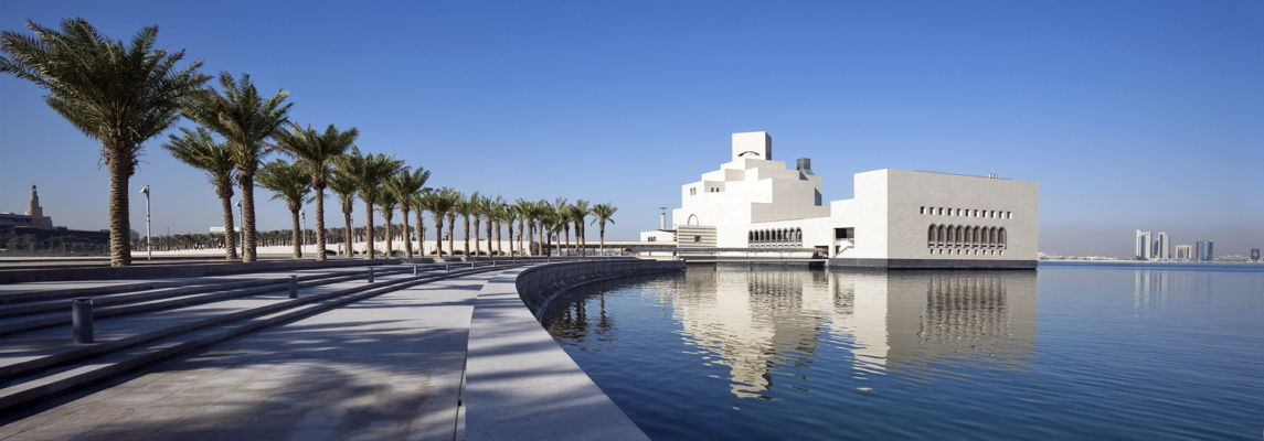 Museum of Islamic Art a Doha, progetto di Ieoh Ming Pei