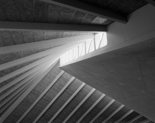 Foto Hélène Binet, London Museum Design, in Tom Wilson (2016), The story of the design museum, Phaidon, UK