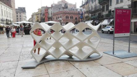 Hyparwall, Giuseppe Fallacara, Piazza Erbe