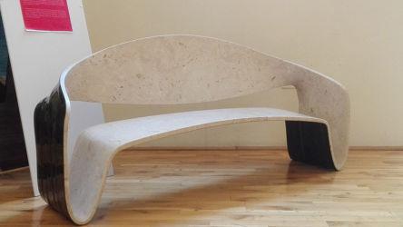 Moebius seats, Giuseppe Fallacara, Biblioteca Civica