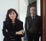 Lucia Pierro e Marco Scarpinato